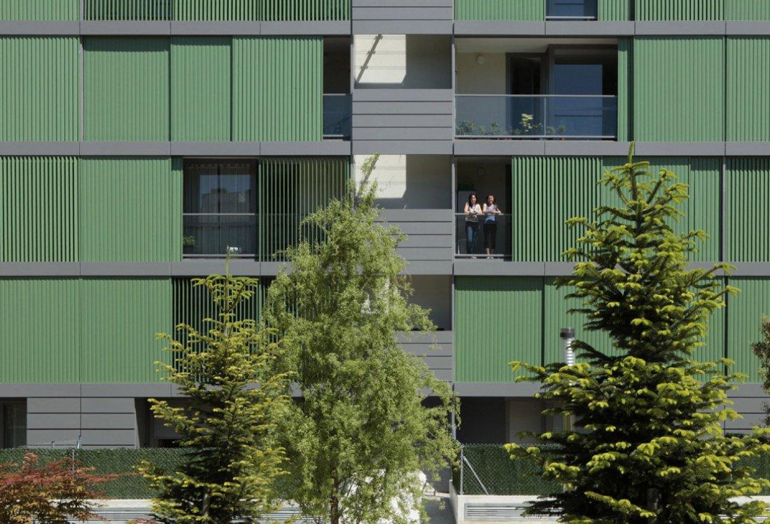 110 VPO sarriguren. Apezteguia Architects