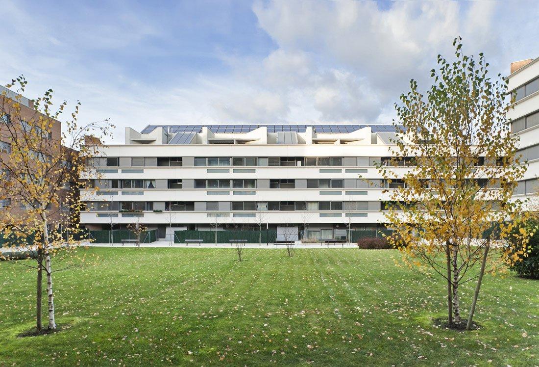 161 VPO Sarriguren Apezteguia Architects