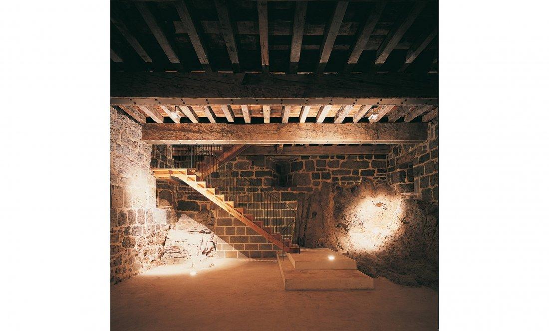 Apezteguía Architects_torre donamaria_interior acceso