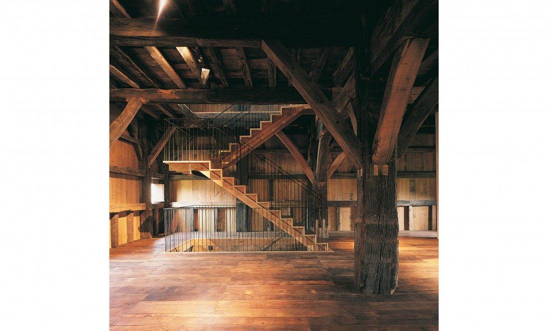 Apezteguía Architects_torre donamaria_interior segunda