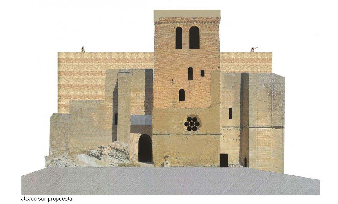 "Iglesia de Santa FE - ""El Cristo"" Caparroso_APEZTEGUIA ARCHITECTS_2"