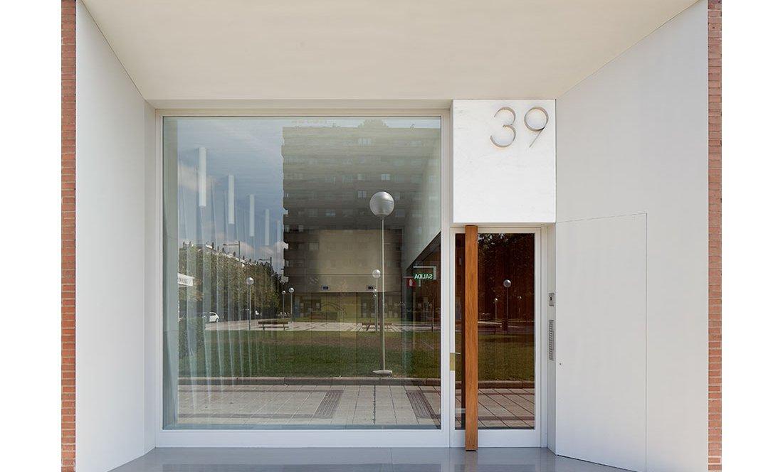 Apezteguia architects_Portal Pio XII_01