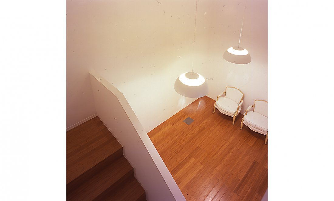 apezteguía architects_despacho abogados_sala espera vista desde arriba