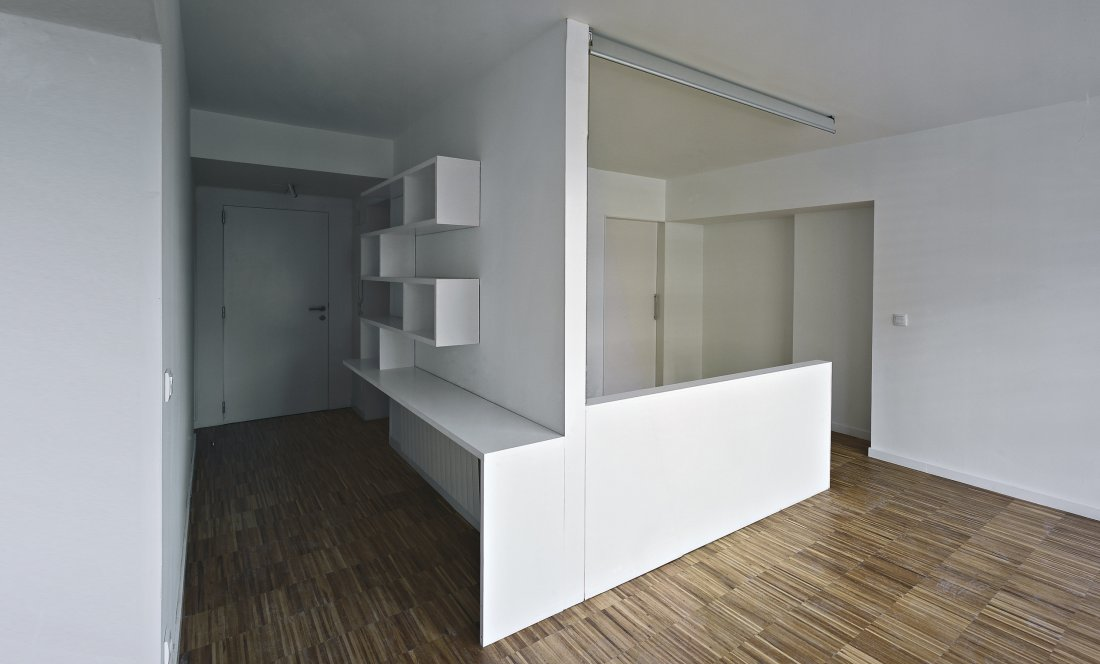 apartamentos tutelados iturrama 04. Apezteguia architects
