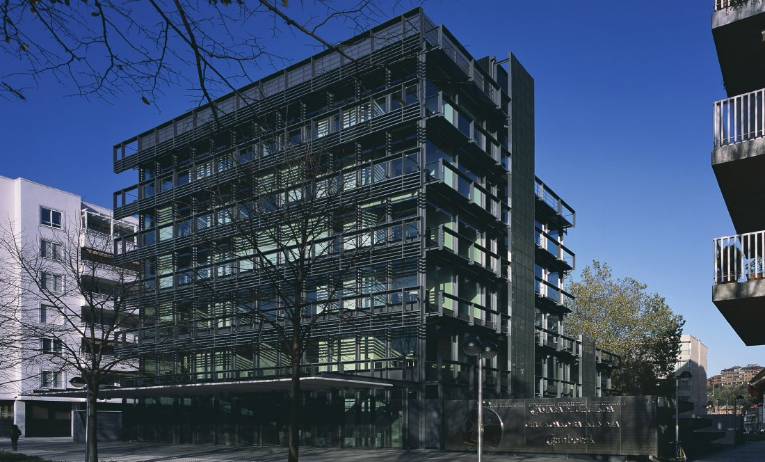 Apezteguia Architects. Cámara Guipuzcoa. Imagen2/image2