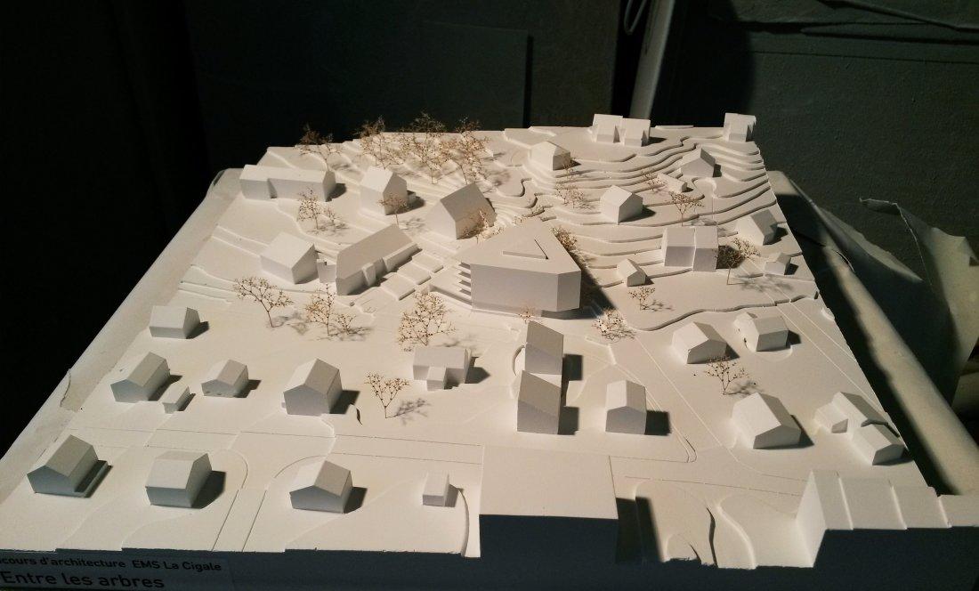 EMS LA CIGALE_LAUSANA_MAQUETA 2_APEZTEGUIA Architects