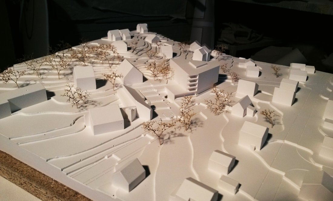EMS LA CIGALE_LAUSANA_MODEL 3_APEZTEGUIA Architects
