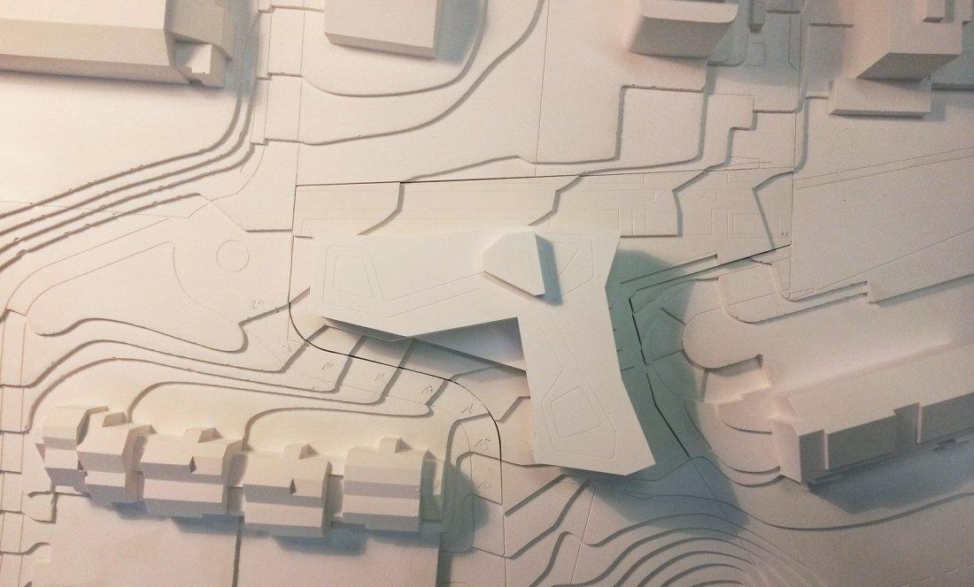 EMS LES TINES_NYON_MAQUETA 1_APEZTEGUIA Architects