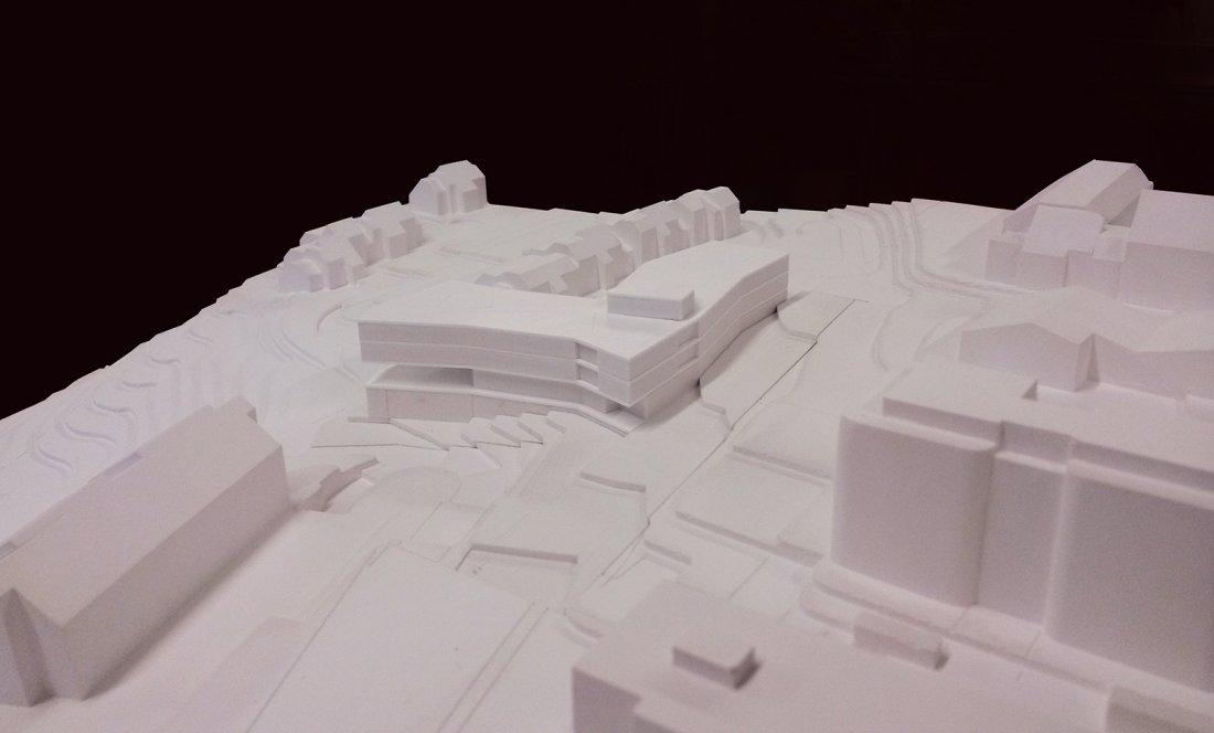 EMS LES TINES_NYON_MAQUETA 3_APEZTEGUIA Architects