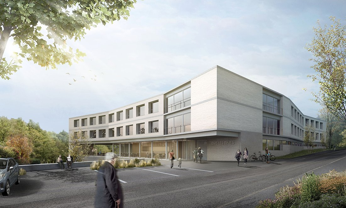 EMS LES TINES_NYON_EXT 1_APEZTEGUIA Architects