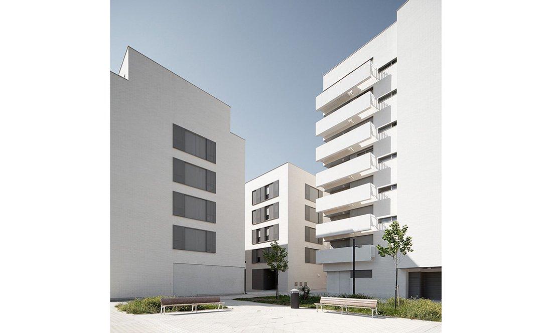 apezteguia architects_145 VPO lezkairu_detalle testero 2