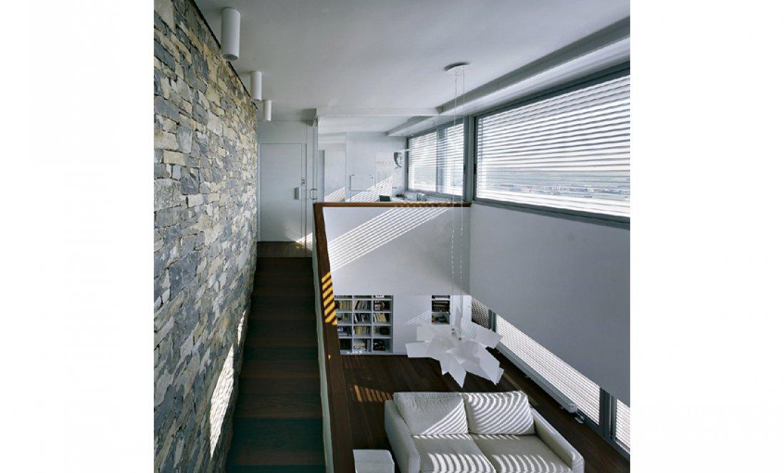 Vista interior 1. Gorraiz 2. Apezteguia Architects