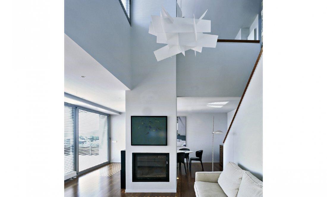 Vista interior 2. Gorraiz 2. Apezteguia Architects