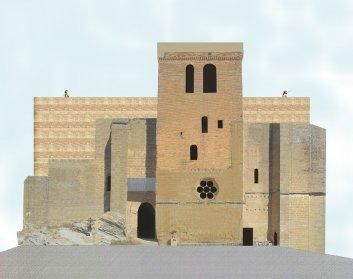 "Iglesia de Santa FE - ""El Cristo"" Caparroso_APEZTEGUIA ARCHITECTS_PORTADA"