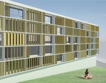 105 Alojamientos Dotacionales, Txurdinaga_APEZTEGUIA ARCHITECTS_PORTADA