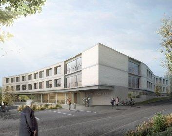 EMS LES TINES_NYON_APEZTEGUIA Architects