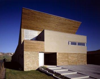 Apezteguia Architects. Gorraiz 1